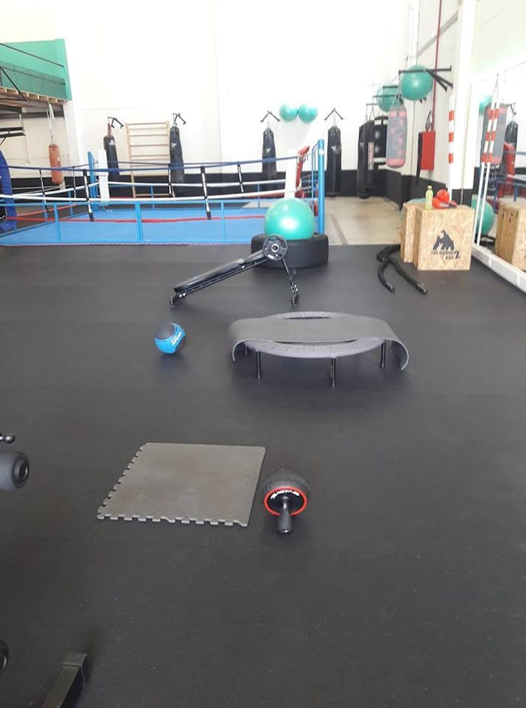 Spart-Fit Training