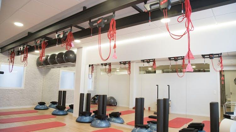 Akro Center Pilates Máquina