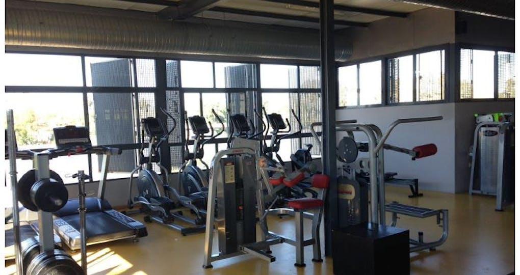 Gym Club Deportivo de Remo- Sevilla