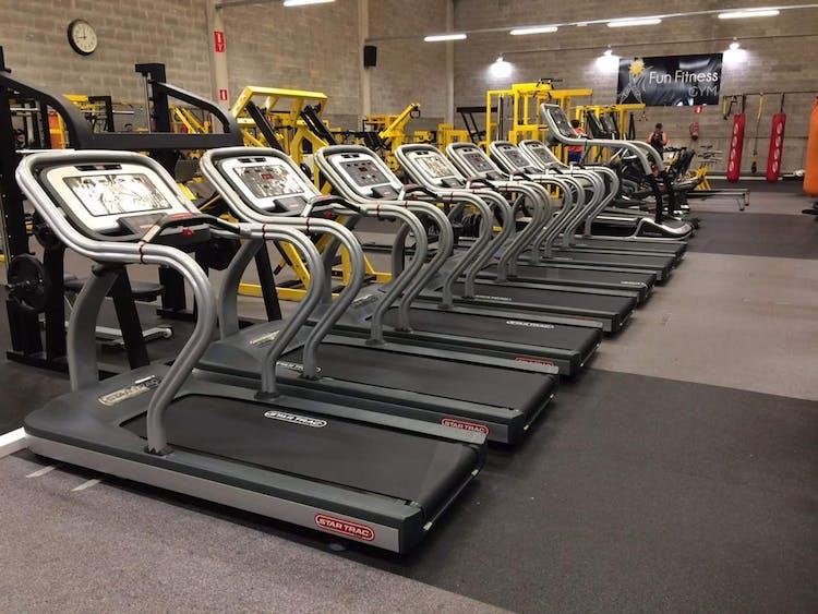 Fun Fitness Gym