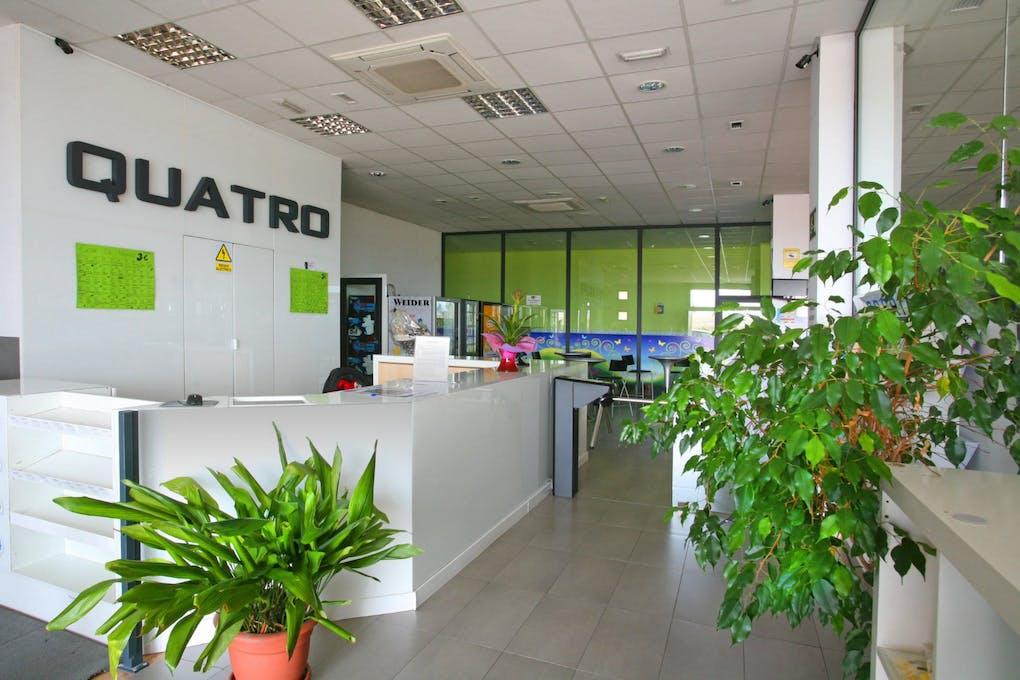 Centro deportivo Quatro