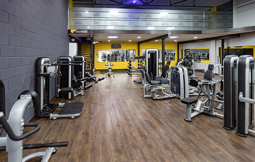 Costa Blanca Gym