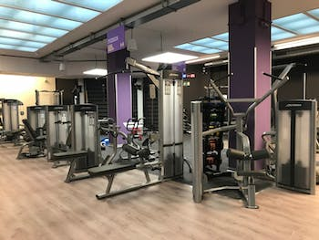 Anytime Fitness Bilbao