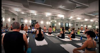 Bikram Yoga Spain Bilbao