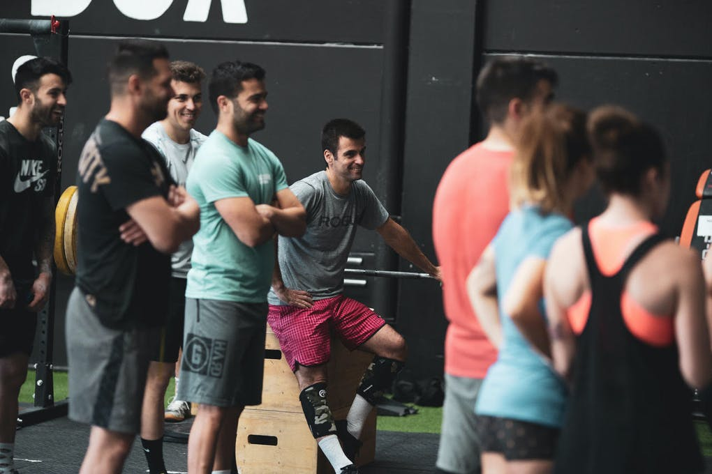 CrossFit Box Castelldefels