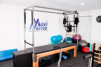 Movimente - Fisioterapia e Pilates