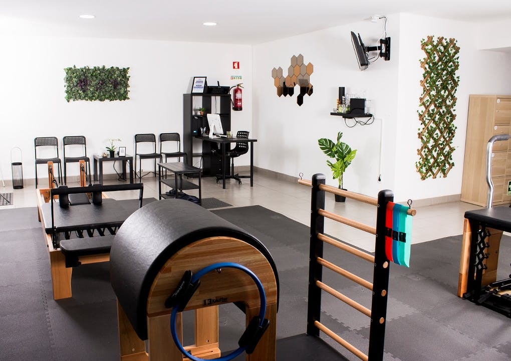 Movimente - Fisioterapia e Pilates