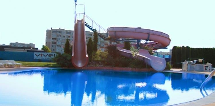 Плувно-развлекателен комплекс ВАРАДЕРО