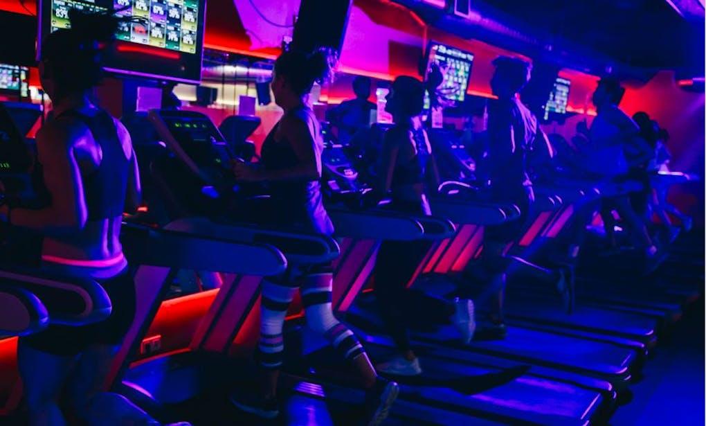 Burn50 Fitness Experience
