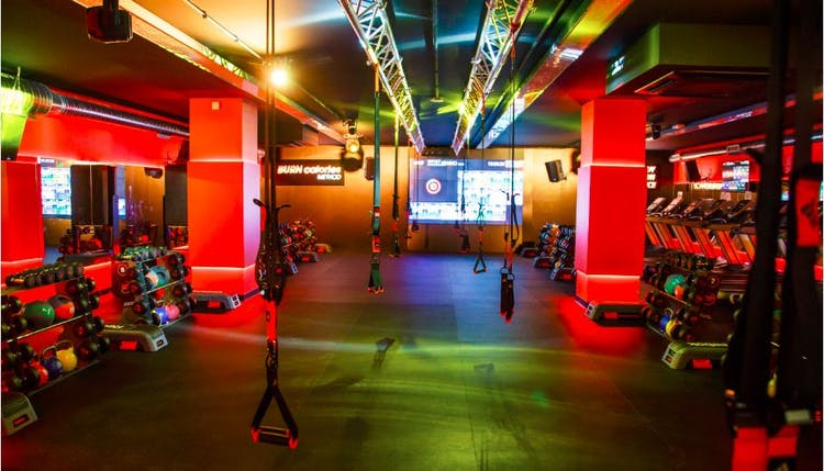 Burn50 Fitness Experience