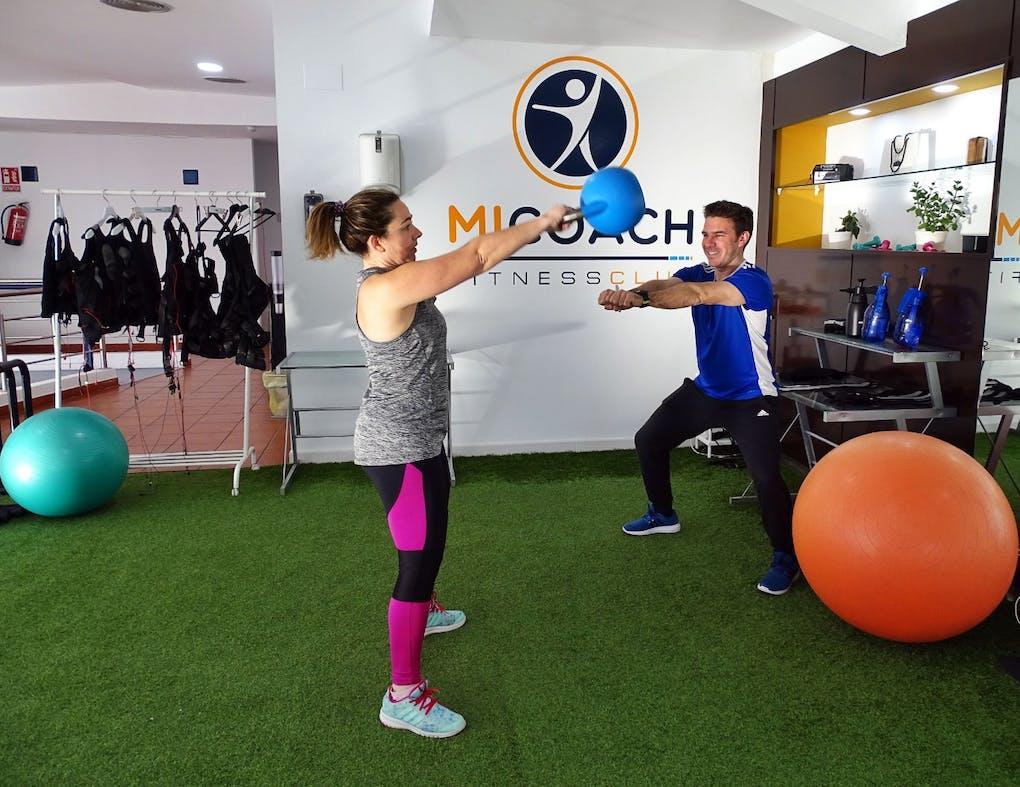 Micoach Fitness Club