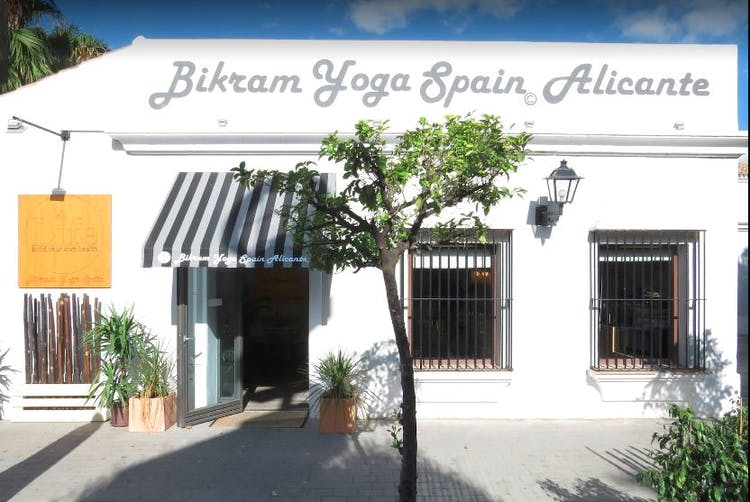 Bikram Yoga Spain Alicante