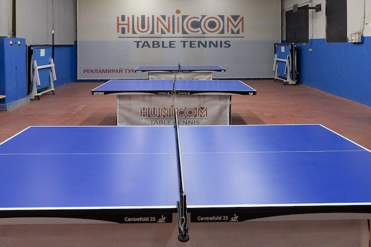 Hunicom Table Tennis