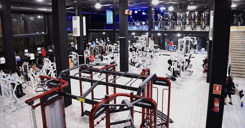 Qsport Urban Fitness