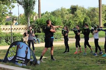 POW! BOX BCN Parque Jardins