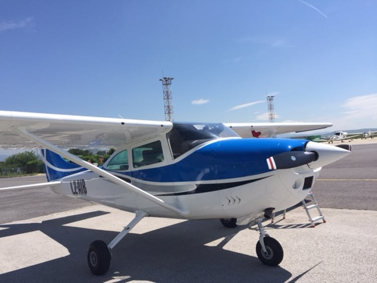Панорамни полети Jet-Ops