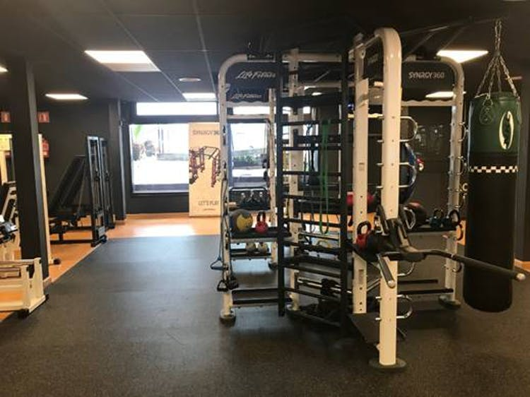 Clark Wellness Fitness Center