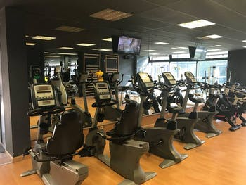 Clark Wellness Fitness Center
