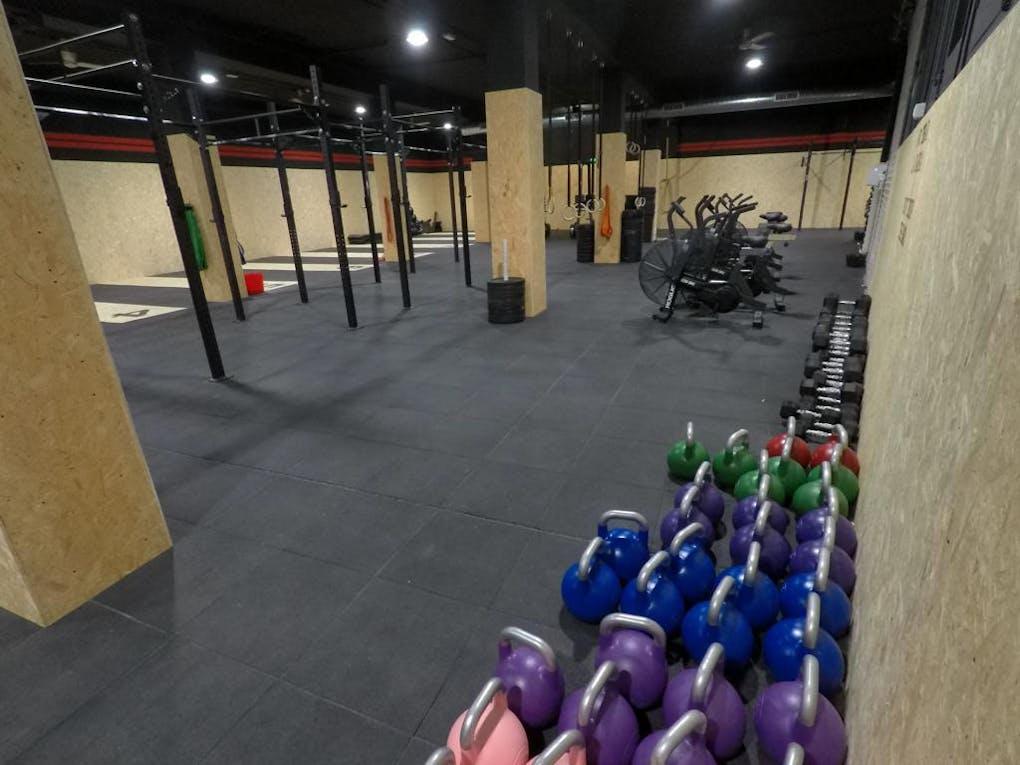 CrossFit La Fira