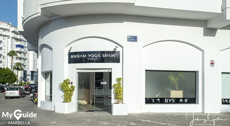 Bikram Yoga Spain Marbella