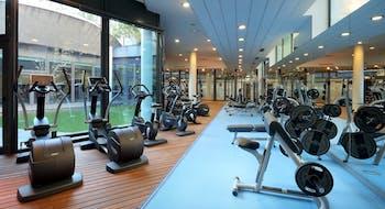 Fitness & Spa Eurostars Suites Mirasierra