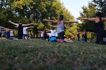 Active Team - Parque de la Ciutadella
