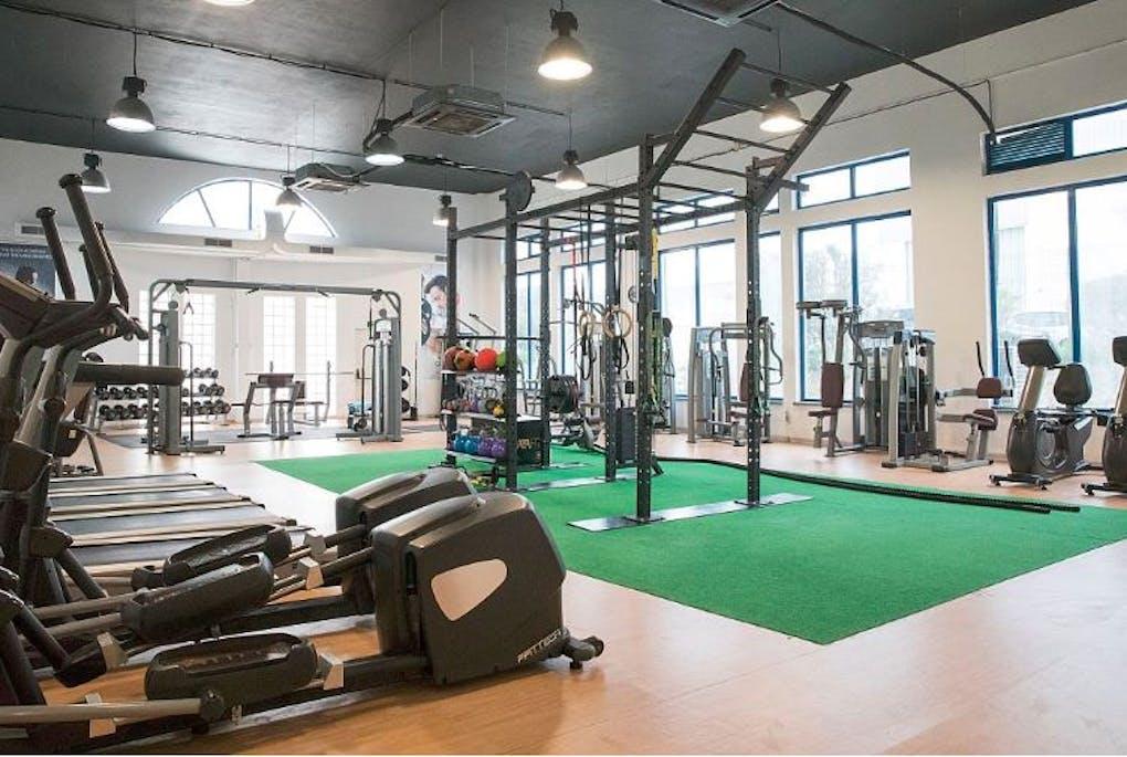 Arena Aqua & Fitness Club Rio Mouro