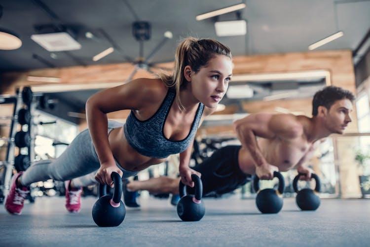 Атлетикко - групови тренировки