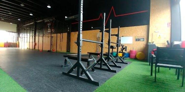 Kronos Box Cross-Fitness