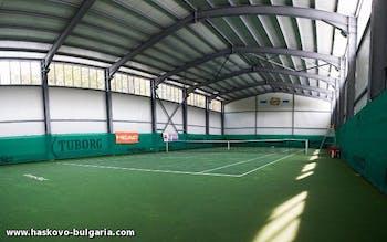 Тенис клуб Хасково - Кенана
