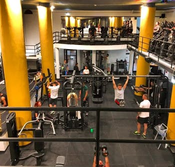 PumpAddicted In Loco Gym