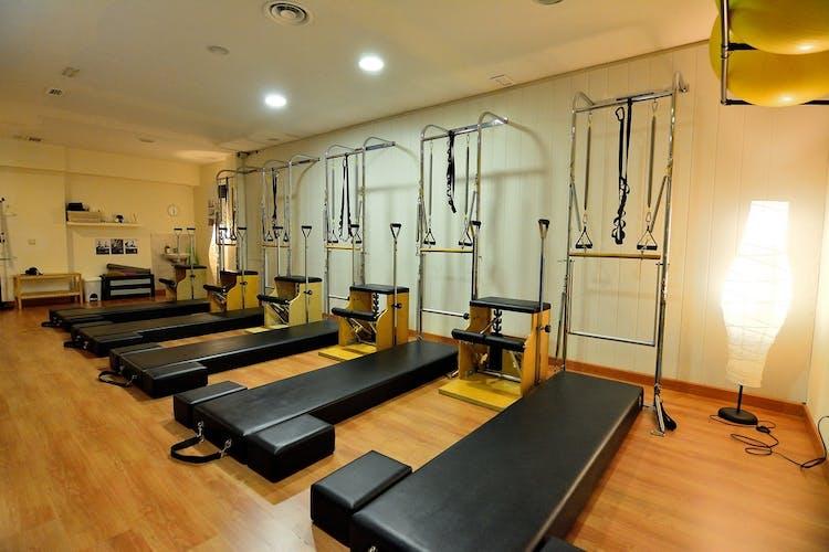 Pilates Experience