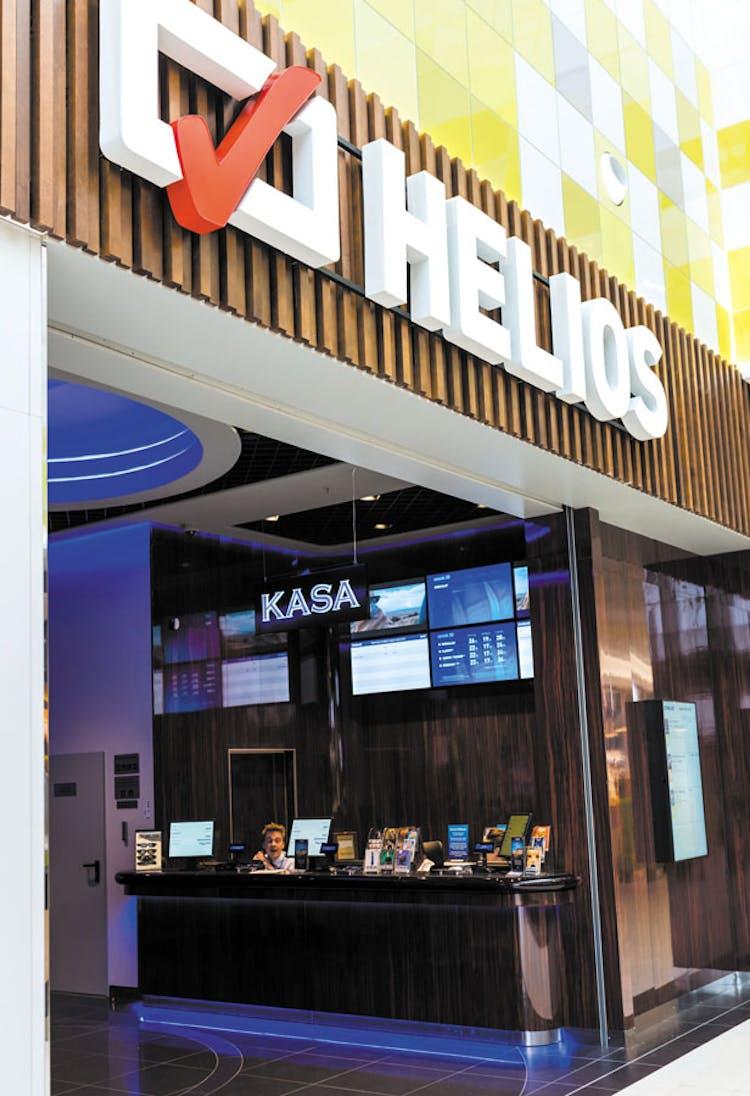 Kino Helios Wołomin