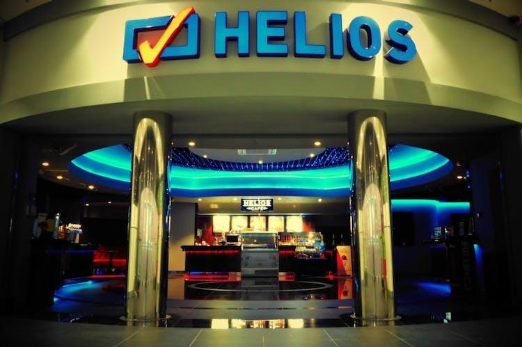 Kino Helios Radom