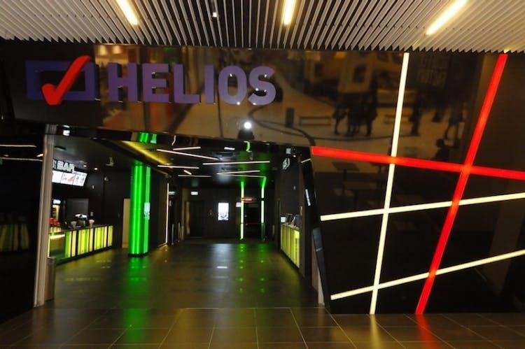 Kino Helios Bełchatów