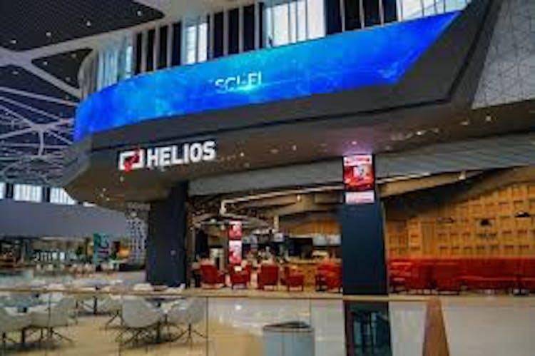 Kino Helios Gdańsk Forum