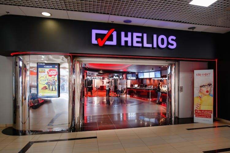 Kino Helios Gorzów Wielkopolski