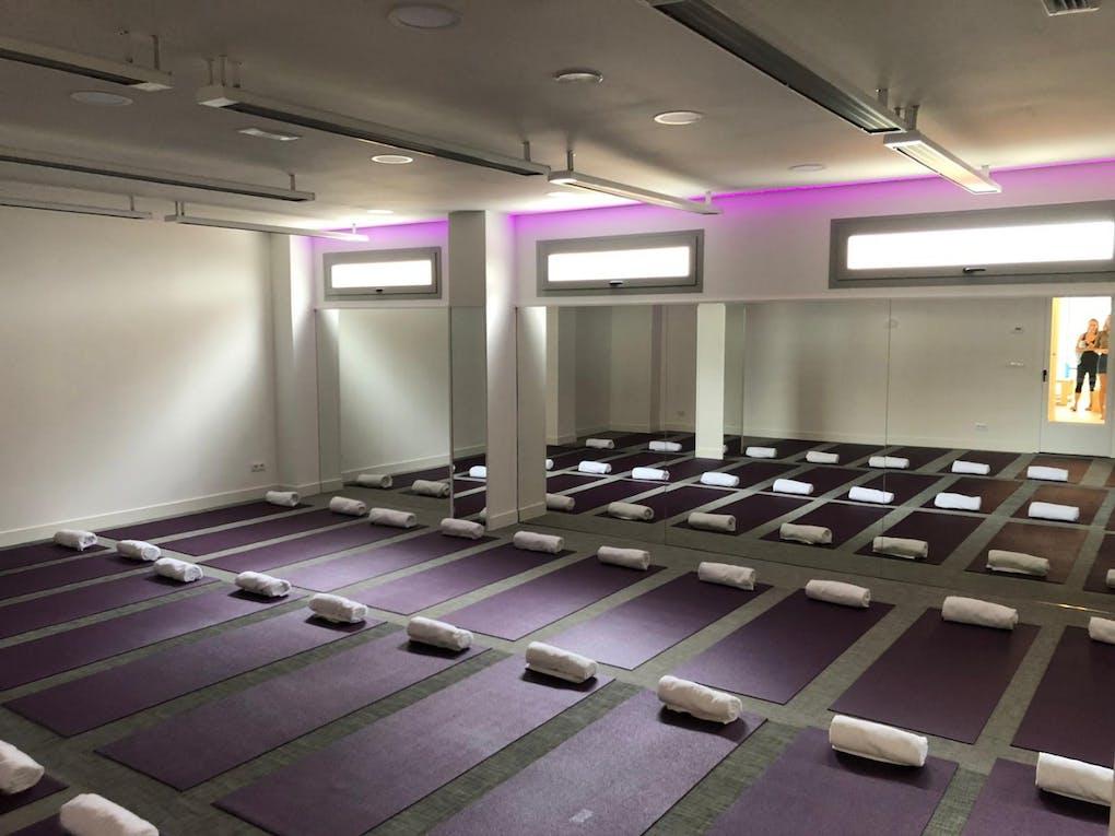 Bikram Yoga Spain Las Tablas