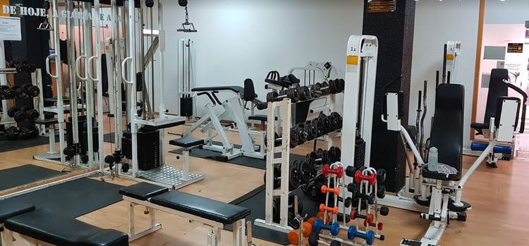 Algés Fitness center