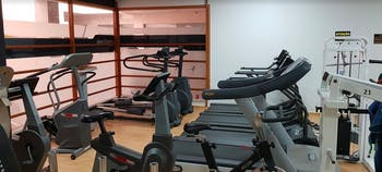 Algés Fitness center