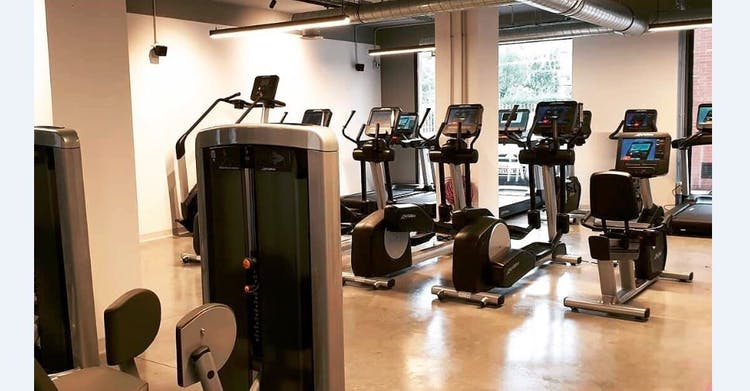 Anytime Fitness León