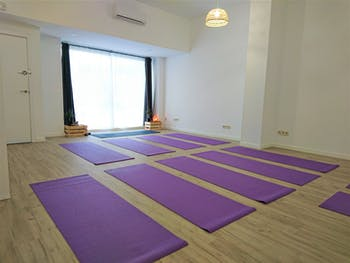 The Yoga Mat Studio