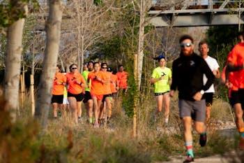 Personal running Parque Juan Carlos I