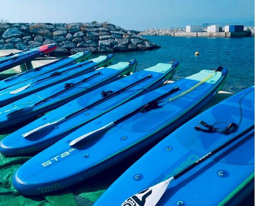 Blue Salt Surf School Passeig Marítim