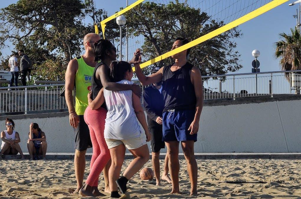 Piratas Beach Volley Av. Litoral