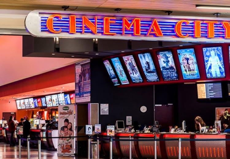 Kino CINEMA CITY WARSZAWA - GALERIA MOKOTÓW