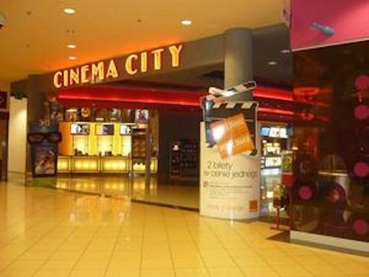 Kino CINEMA CITY SOSNOWIEC