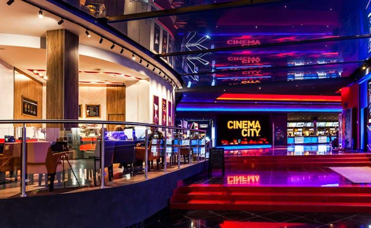 Kino CINEMA CITY WARSZAWA ARKADIA