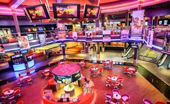 Kino CINEMA CITY WARSZAWA - BEMOWO