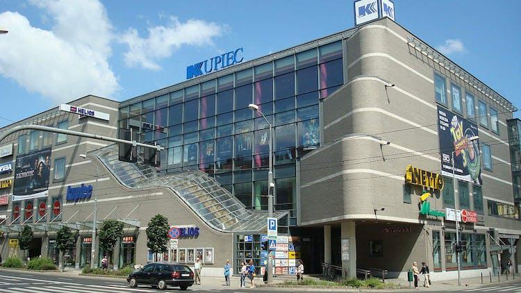 Kino Helios Szczecin CHR Kupiec